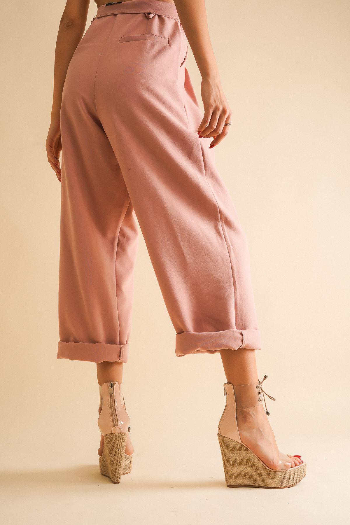 Browse Hasır Ten Cilt Dolgu Topuklu Kadın Ayakkabı